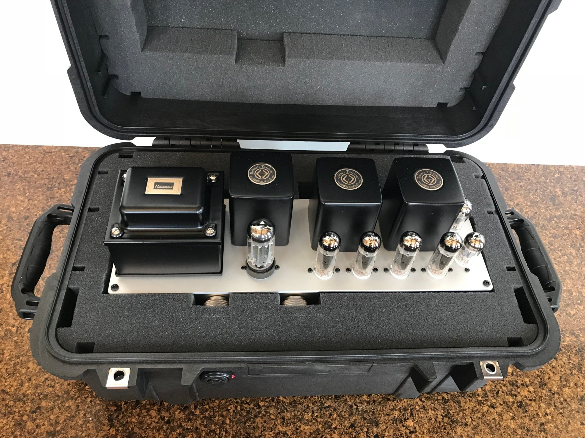 Optional Pelican Shipping Case